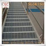 Edelstahl-Vergitterungen für Treppen-Schritt