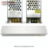 CA ultra sottile dell'alimentazione elettrica di commutazione del CCTV del driver 12V 16.7A di 200W 24V 8.3A LED 200W 110V 220V a CC 12V