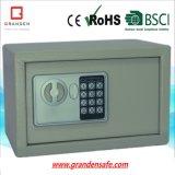 Caixa segura eletrônica para a HOME e o escritório (G-20E), aço contínuo