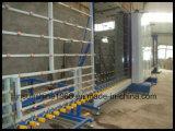 De verticale Isolerende Machine van het Glas/van het Glas van de Dubbele Verglazing