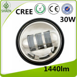 CREE dell'indicatore luminoso dell'automobile del LED 4.5 pollici per Harley 30W