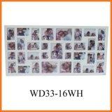 Подарок рамки фотоего (WD33-16WH)
