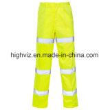 Pantaloni riflettenti di Polycotton di sicurezza con En20471 (C2397)