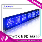P10 Single Color LED Car Display Bus LED Display