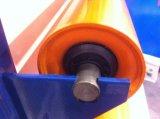 Rouleau d'attente de transport de convoyeur à bande de matériau d'extraction