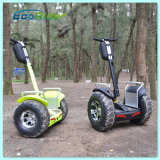 4000W 72V Samsung Lithium Two Wheel Electric Standing Scooter Electric Motorcycle