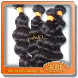 Индийская волна Remy свободная будет продуктом волос Kbl