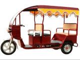 Passageiro poderoso Rickshaw&Tricycle elétrico