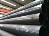 Tubi d'acciaio saldato ERW standard 60.3mm - 610mm di api 5L ASTM A53