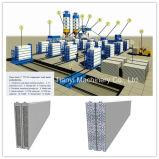 Sale를 위한 높은 Output Compound Wall Panel Production Line