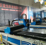 Grande taglierina del laser di CNC della lamina di metallo di potere, tagliatrice del laser della fibra per alluminio, acciaio, di piastra metallica