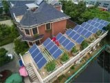Poly certificats d'OIN de la CE de panneau solaire de 50W 18V