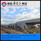 Nuova sala d'esposizione della struttura d'acciaio di disegno (SS-321)
