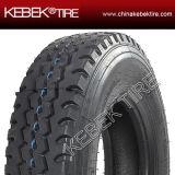 Muestra libre hecha en el neumático de goma 275 / 70r22.5 del carro de la marca de fábrica de China