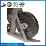 Roda magnética de giro personalizada da bicicleta da bicicleta com carcaça e fazer à máquina