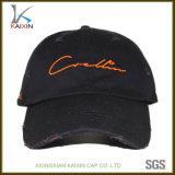 カスタム野球帽は綿によって苦しめられたお父さんの帽子を洗浄した