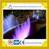 Fontana di Dancing della fontana di acqua della fontana di musica del Messico