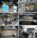 Wegwerfbare Plastikhandschuhe, die Maschine herstellen