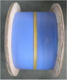 6X36sw+FC 또는 강철 코어 Ungalvanized 철강선 밧줄 검정