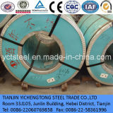 Bobine de l'acier inoxydable 304 pour le transport de gas et de pétrole