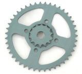 Qualitäts-Motorrad-Kettenrad/Gang/Kegelradgetriebe/Übertragungs-Welle/mechanisches Gear24