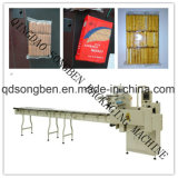 Multi-Rows one Edge Packaging Machine for Cracker