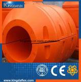 Floater трубы HDPE большого диаметра для драгируя проекта трубы
