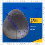 Conical Dish Beckenhaupt/Stainless-Stahltank-Ende angerichteter konischer Kopf für Druckbehälter