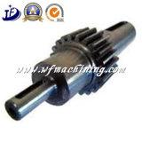 CNC вала мотора высокого качества подвергая механической обработке от поставщика Китая