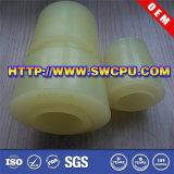 Kundenspezifische Plastikpeilungen Bush durch CNC-Drehbank