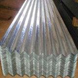 0.125-0.8mm hanno galvanizzato lo strato ondulato per i materiali di tetto