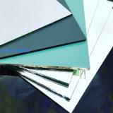 Espejo anti del rasguño de la capa de la plata del espejo de la pintura del espejo del verde del espejo gris doble de la pintura