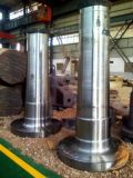Pezzo fucinato caldo, asta cilindrica principale dell'acciaio legato, pezzi di ricambio