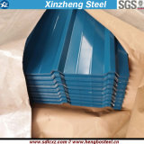 strato d'acciaio del tetto di 0.13mm-6.0mm Galvanzied, strato ondulato galvanizzato del tetto