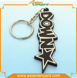 Belüftung-Schlüsselkette mit Entwurfs-Firmenzeichen