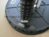 Chorreadora eléctrica Dmj-700A-1 de la mampostería seca del pulidor de la pared de Girrafe con la UL