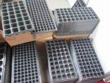GARTEN-Pflanzenstartwert- für zufallsgeneratorpflanzenschule-Tellersegment des Förderung-hoher Grad-freies Beispielgroßverkauf-54X28cm PS Plastik