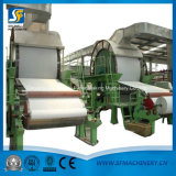 Máquina de la fabricación de papel de tejido de la servilleta de alta velocidad de la impresión y el grabar