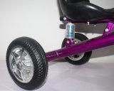De Ce Goedgekeurde Driewieler van Kinderen met de Rit van de Jonge geitjes van het Frame van het Staal op de Kinderwagen van het Speelgoed