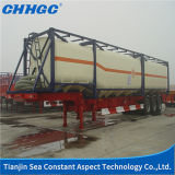 Tanker, Fuel Oil Tanker, 3 Axles 42000L 45000L Oil Tank Truck, Tank Trailer