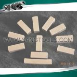 Traitement de grès de segment de diamant (SG-0232)