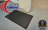 Резиновый циновка безопасности для мастерской фабрики кухни запирает напольные зоны промышленных и поголовья
