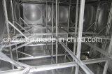 스테인리스 주조된 위원회 용접 물 탱크 1-1000m3