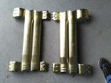 Cruz perforación de acoplamiento del cable protector