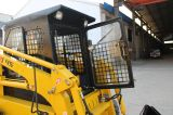 850kg Capacity Contruction Machine Mini Skid Steer Loader