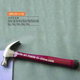 Стальная включаемая ручка H-10 настилающ крышу молоток