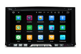 "6.95 ""Quad Core Dual DIN 5.1.1 Universal Car DVD Radio GPS com 3G, WiFi, Bt, Rádio, Aux in, iPod"