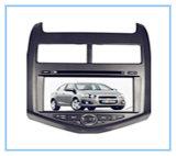 8 pulgadas Dos DIN DVD del coche para Chevrolet AEVO