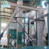 (1-10T) A linha de produção Ce da pelota da palha da manufatura aprovou