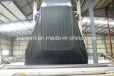 Recouvrement en plastique noir du HDPE Geomembrane/